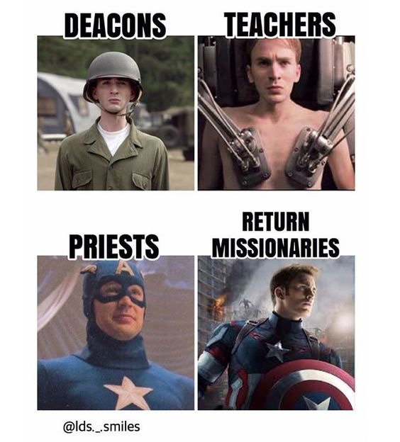 ym missionary meme Missionary Escape Room